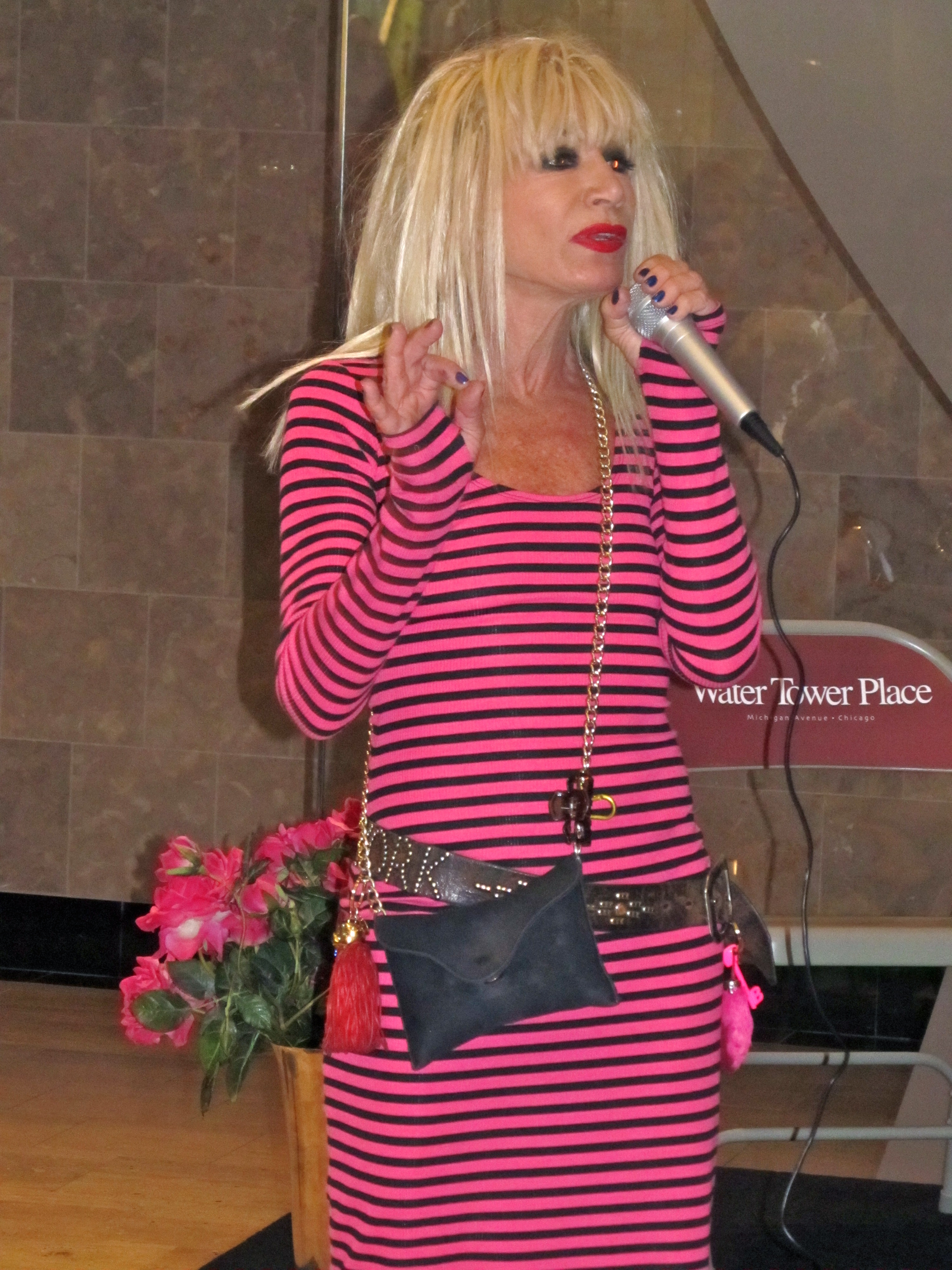 c9ea2afb050 Betsey Johnson Live at Betsey Johnson Water Tower
