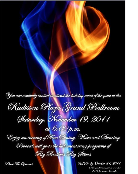 Fire and Ice Ball Invitations http://nowyouknowevents.wordpress.com/category/philanthropy/page/2/