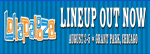 Lollapalooza 2012 Line Up OutNow